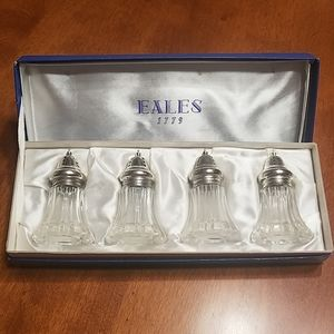 Eales 1779 salt and pepper shakers